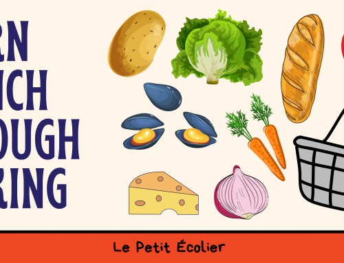 Learn French Through Cooking